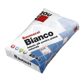 Baumit Baumacol Bianco - Adeziv alb 25kg