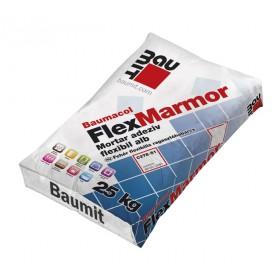 Baumit Baumacol FlexMarmor - Adeziv flexibil superior alb 25 kg