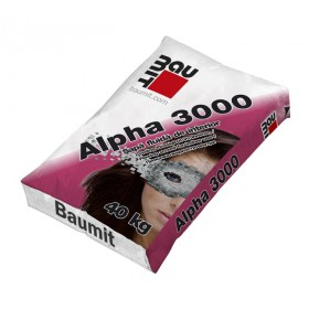 Baumit Alpha 3000 - Sapa fluida de interior C30-F6