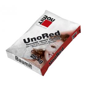 Baumit UnoRed - Tencuiala usoara de ipsos