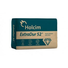 Holcim Extradur 52 - Pentru betoane extra dure