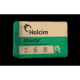 Holcim Structo - Ciment pentru aplicatii uzuale