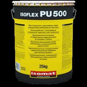Isomat Isoflex-Pu 500 - Membrană hidroizolantă lichidă 25 kg
