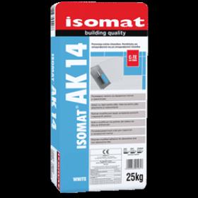 Isomat AK 14 - Adeziv cu răşini pentru plăci ceramice şi plăci de granit 25 kg