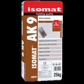 Isomat AK 9 - Adeziv pe bază de ciment 25 kg