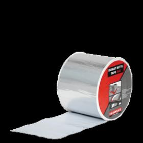 Isomat Butyl Tape Alu - Bandă butilică autoadezivă, laminată cu aluminiu 10cmx10m