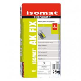 Isomat AK Fix - Adeziv pentru plăci, gri 25kg