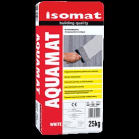 Isomat Aquamat - Mortar hidroizolant aplicabil cu bidineaua gri 25 kg