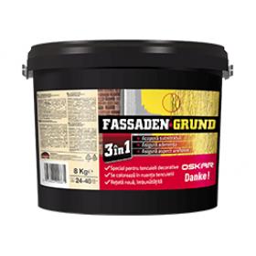 Deutek Fassaden Grund - Amorsa speciala pentru tencuiala 25 kg