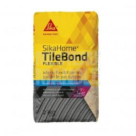 SikaHome TileBond Flexible - Adeziv flexibil